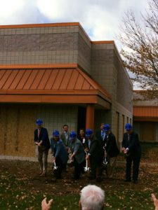 Veterans Affairs Outpatient Clinic groundbreaking