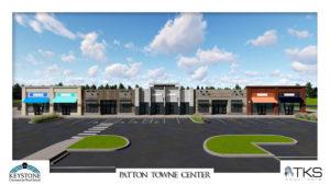 TKS Patton Towne Center