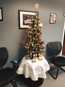 TKS Christmas tree